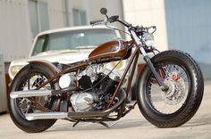 カスタムバイク No.33:XV250(YAMAHA) - カスタムバイク&USEDバイク Gravel Crew[グラベルクルー] - 三重県桑名市のオートバイショップ