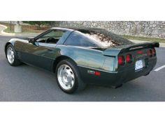 1993 Corvette Coupe