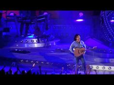 Garth Brooks -Got tix for my son for Christmas -Joe Louis Arena in Detroit - hoping he'll take me with him! :)
