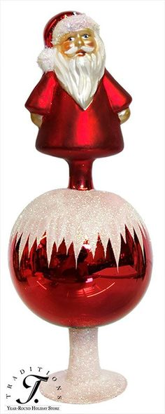 Inge Glass Ornaments