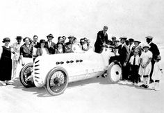 History Daytona Beach - Early Land Speed & Stock Car Racing - Page 4 - THE H.A.M.B.
