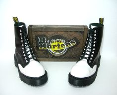 Flash SaleUk 6Ultra Rare Stompers Platform Leather by LONDONBAY