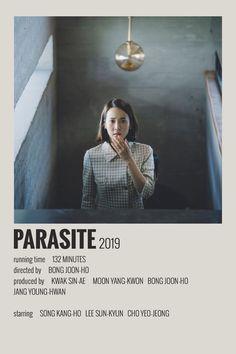 Alternative Minimalist Movie/Show Polaroid Poster Parasite Iconic Movie Posters, Minimal Movie Posters, Minimal Poster, Iconic Movies, Series Poster, Poster S, Poster Wall, Poster Prints, Poster Layout