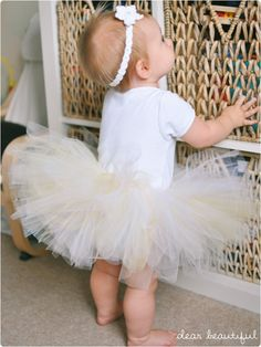 Easy tutu tutorial