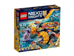 Axl's Rumble Maker from the Lego Nexo Knights collection - a great selection of Lego construction sets at Wonderland Models.