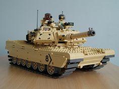 LEGO M1A1 Abrams