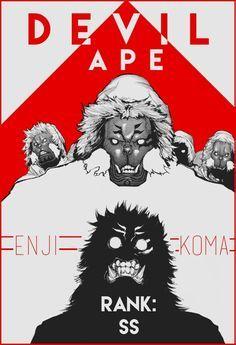 Devil Ape, Rank: SS