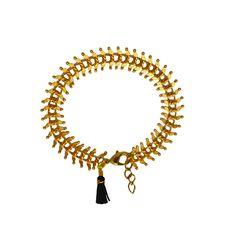 Bracelet Epis Doré