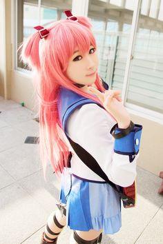 angle beats yui cosplay