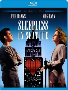Sleepless in Seattle Blu-ray: Limited Edition to 3000 - SOLD OUT