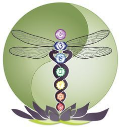 dragonfly with caduceus - Google Search