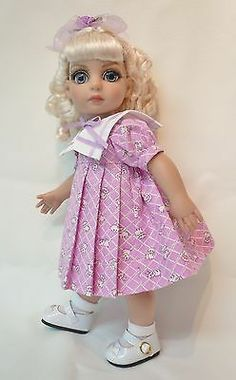 Puppies-and-Pleats-Outfit-for-Tonners-Doll-10-Patsy-by-Apple. Sod BIN on 6/8/14 for $29.95