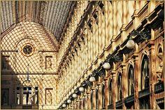 Galeries Royales Saint-Hubert, Brussels, Bruxelles, Belgium