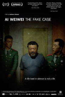 Ai Weiwei: The Fake Case (2013) Poster