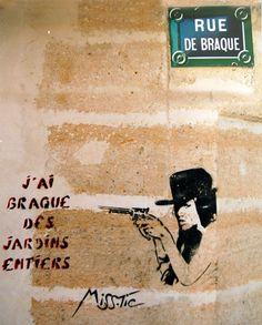 Street Art, Street Marketing, Land Art, Urban Art, Rue, Stencils, Cities, Images, Poster