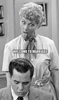 Marriage: welcome.