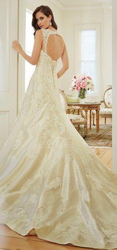 Sophia Tolli 2015 Bridal Collection | Pinkous