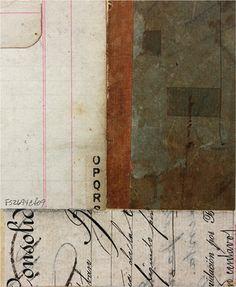 Cecil Touchon : 'Nostalgic Regress' – Fusion Series (Collage)