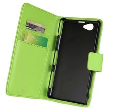 Cheap case wheel, Buy Quality pouch underwear directly from China case for external hard drive Suppliers:For 2014 Sony Xperia Z1 Compact Wallet Cover Flip Leather Case Card Pouch Green Blue Pink  Ultimate solution f