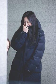 Yeosu, Nanami, Korean Girl, My Photos, Winter Jackets, Kpop, Celebrities, Female Artist, Nye