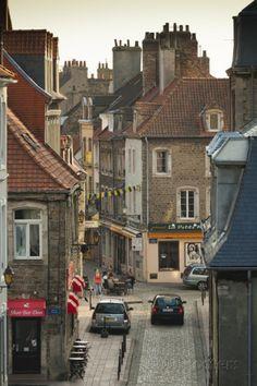 Boulogne Sur Mer, Pas De Calais, France