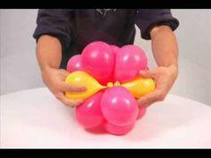 Cómo hacer figuras con globos paso a paso - IMujer