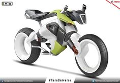 future motorcycles concepts | Concept Motorcycle Hero iON Images