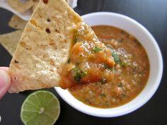 fire roasted salsa recipe
