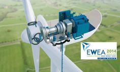 La feria eólica EWEA 2014 arranca con fuerte presencia de la automatización