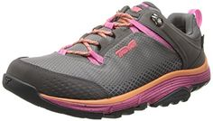 Teva Womens Surge Event Waterproof Hiking ShoeGrey6 M US -- Check out the image by visiting the link.