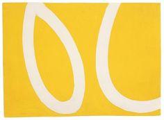 artnet Galleries: White Bands on Yellow by Ellsworth Kelly from Matthew Marks Gallery Art Inspiration, Artwork, Ellsworth Kelly, Prints, Art Photography, Art, Abstract, Artist Art, Abstract Artists