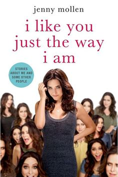 "I Like You Just the Way I Am by Jenny Mollen (St. Martin's Press, 2014)Why this book will inspire your 2015: Funny woman Jenny Mollen is a self-proclaimed ""crazy person"" — from being brutally honest about her eating disorder to admitting to stalking her exes (and their new girlfriends) — but, of course, she doesn't care at all what you think. It's with that same kind of attitude that we should all be living our own lives. From the depths of self-hate to coming to accept herself, Mollen's…"