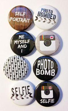 Photo Bombed/Selfie Flair!