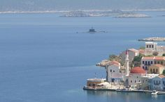 Υποβρύχια του Πολεμικού Ναυτικού στο Καστελόριζο   Ελλάδα   Η ΚΑΘΗΜΕΡΙΝΗ