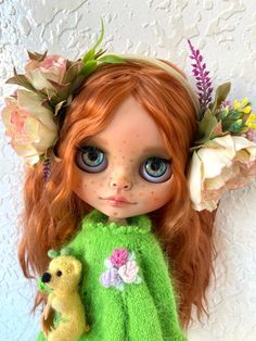 Blythe Dolls For Sale, Disney Characters, Fictional Characters, Disney Princess, Art, Art Background, Kunst, Performing Arts, Fantasy Characters