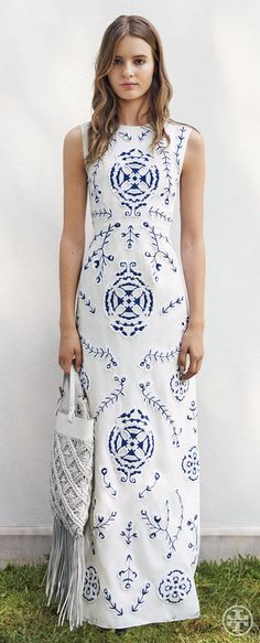 Tory Burch Resort 2015