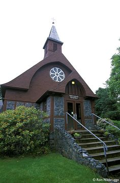 St. Peter's by-the-Sea Episcopal Church ,Sitka, Alaska