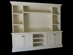 Entertainment Centers and Media Consoles