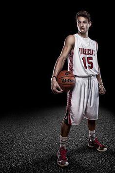 High School Senior - Basketball Enhancement Session  Joshua Hanna Photography Cross Lanes, WV