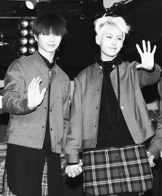 sungjae and ilhoon