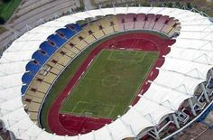 T.Y. Lin International Group | Projects | New Outdoor Stadium