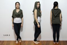Why wear the same dull thing that other people wear? Express yourself, be unique & different! Military Jacket, Upcycle, Long Sleeve, Sleeves, T Shirt, Jackets, Crafts, Collection, Fashion