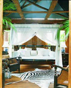 British Colonial Bedroom Decor | Home Interior Design | British ...