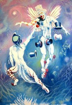 Friendship is magic power acrilic on canvas by Danillo Sena for sale +55-021980902065 whatsapp