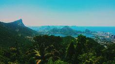 Vista chinesa - Rio de Janeiro, Brasil