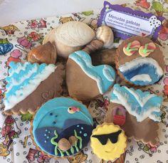 Summer cookie-Galletas de verano