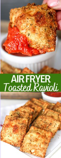 Air Fryer Oven Recipes, Air Frier Recipes, Air Fryer Dinner Recipes, Air Fryer Recipes Vegetarian, Recipes Dinner, Yummy Appetizers, Appetizer Recipes, Snack Recipes, Air Fried Food
