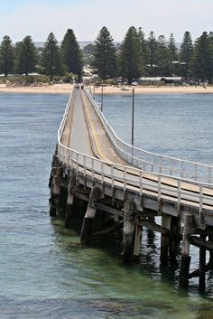 Victor Harbor - Granite Island Causeway, South Australia
