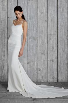 Nicole Miller Celine Wedding Dress