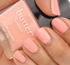 Butter London Spring 2013 Sweetie and Starkers Collections